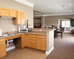Gateway Crossing - clubhouse kitchen_cafe (amenities)